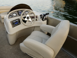 2011 - South Bay Boats - 722CPTR