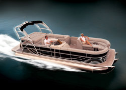 2011 - South Bay Boats - 925CRTT
