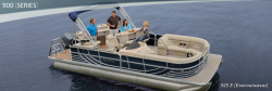 2012 - South Bay Pontoons - 925E