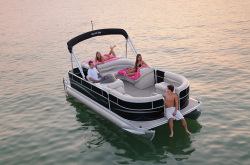 2012 - South Bay Pontoons - 422FC