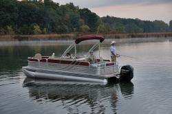 2013 - South Bay Boats - 518CR