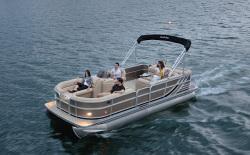 2013 - South Bay Boats - 522F