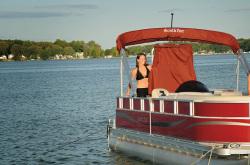 2013 - South Bay Boats - 417CR