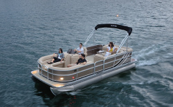 2015 - South Bay Boats - 524SL