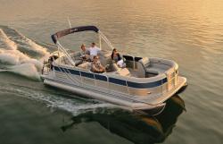 2015 - South Bay Boats - 522FC