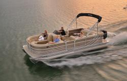 2015 - South Bay Boats - 724RS