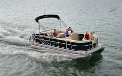 2015 - South Bay Boats - 417FC