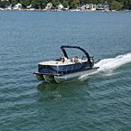 2017 - South Bay Boats - 725CPTR