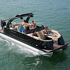 2017 - South Bay Boats - 25-SPORT-RS