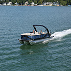 2017 - South Bay Boats - 725RS-DC