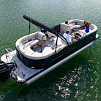 2017 South Bay Boats 523CR-4G