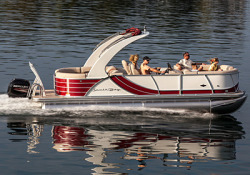 2018 - South Bay Boats - 521CR