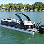 2018 - South Bay Boats  723SLX