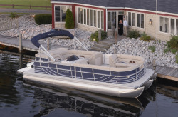 South Bay Boats 922CR