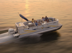 South Bay Boats 722FCR