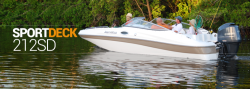2017 - Southwind Boats - 212 SD