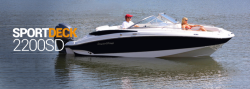 2017 - Southwind Boats - 2200 SD
