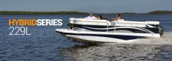 2017 - Southwind Boats - 229L Hybrid