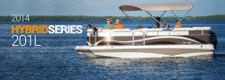 2017 - Southwind Boats - 201L Hybrid