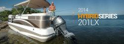2017 - Southwind Boats - 201LX Hybrid