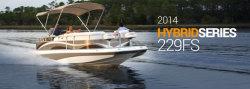 2017 -  Southwind Boats - 229FS Hybrid
