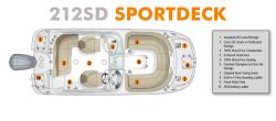 2019 - Southwind Boats - 212 SD