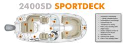 2019 - Southwind Boats - 2400 SD