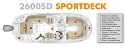 2019 - Southwind Boats - 2600 SD