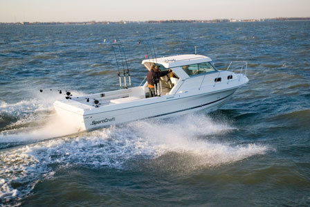 Research 2009 Sport Craft Boats 302 Express On Iboats Com