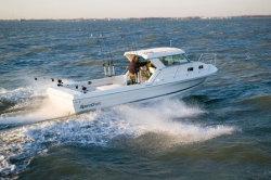 2009 - Sport-Craft Boats - 302 Express