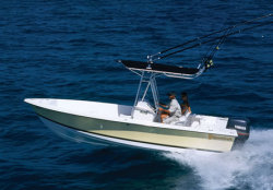 2009 - Sport-Craft Boats - 205 Center Console