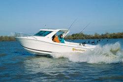 2009 - Sport-Craft Boats - 252 Express