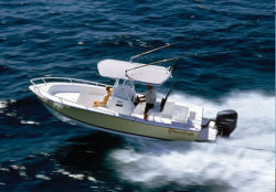 2009 - Sport-Craft Boats - 220 Center Console
