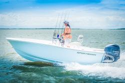 2018 - Sportsman - 17 Island Reef