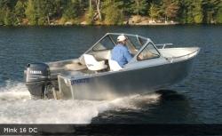 2015 Stanley Boats Mink 18 DC