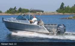 2017 - Stanley Boats - Raised Deck 22