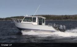 2019 - Stanley Boats - Cruiser 23 Sport