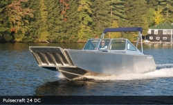 2019 - Stanley Boats - Pulsecraft 22 CC