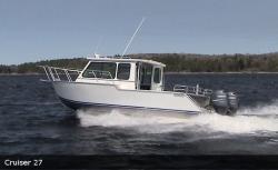 2019 - Stanley Boats - Cruiser 25 Sport