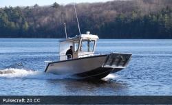 2019 - Stanley Boats - Pulsecraft 22 DC