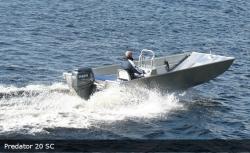 2019 - Stanley Boats - Predator 18