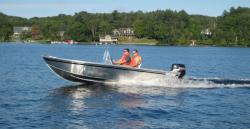 2019 - Stanley Boats - Tiller 14