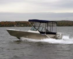 2019 - Stanley Boats - Pulsecraft 24 CLC