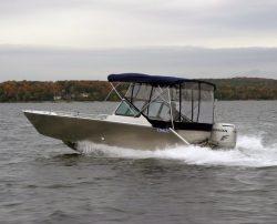 2019 - Stanley Boats - Pulsecraft 22 OC
