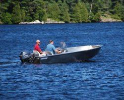 2019 - Stanley Boats - Tiller 17 DC