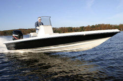 American Marine Sport Shearwater 2200 Center Console Boat
