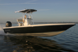 American Marine Sport Shearwater Z 2400 Center Console Boat