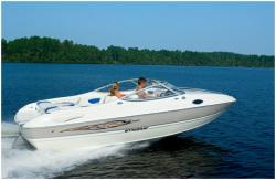 2009 - Stingray Boats - 195CSCX