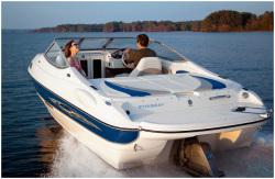 2009 - Stingray Boats - 205CSCX