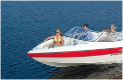 2010 - Stingray Boats - 185LSLX